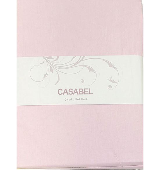 """Простыня """"CASABEL"""" Amigos 160х240 см (розовая)"""