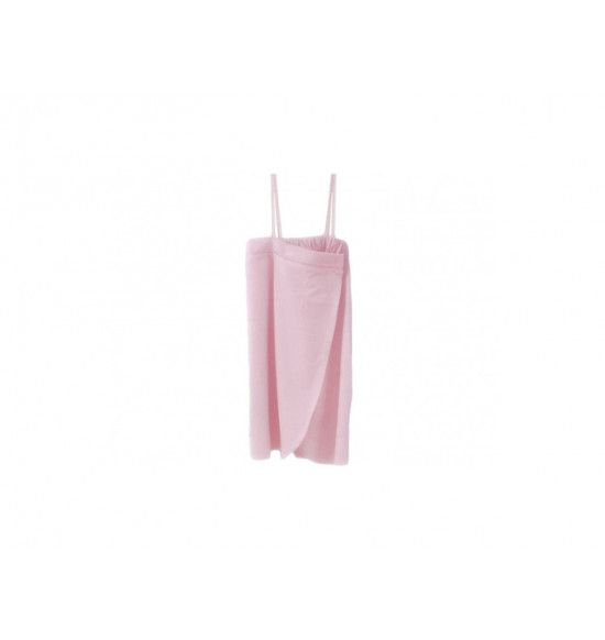 Сауна женская бамбуковая Irya Sahil Etegi розовый