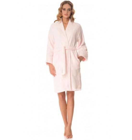Халат женский Irya Sense L-XL розовый