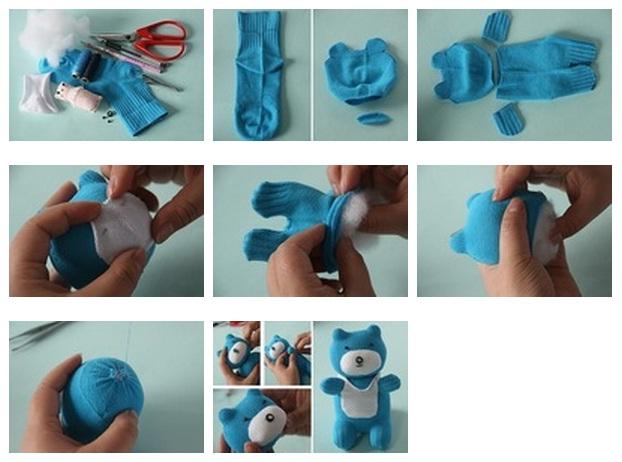 Как сделать мягкую игрушку своими руками поэтапно фото